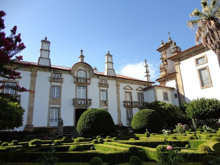Дворец Каза-ди-Матеуш - Casa de Mateus 77385