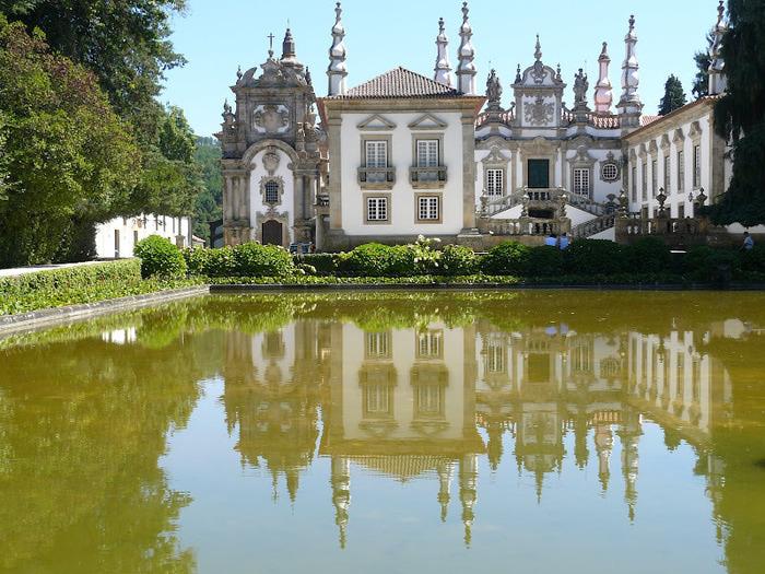 Дворец Каза-ди-Матеуш - Casa de Mateus 13131