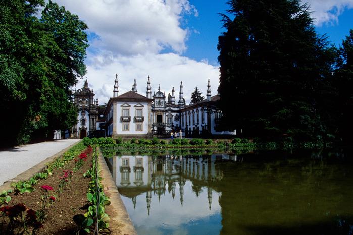 Дворец Каза-ди-Матеуш - Casa de Mateus 14656