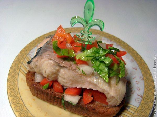 Холодные закуски из рыбы. 90442477_6