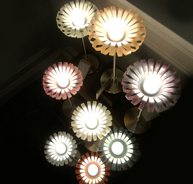 recycle plastic bottle lampshade  (399x380, 139Kb)