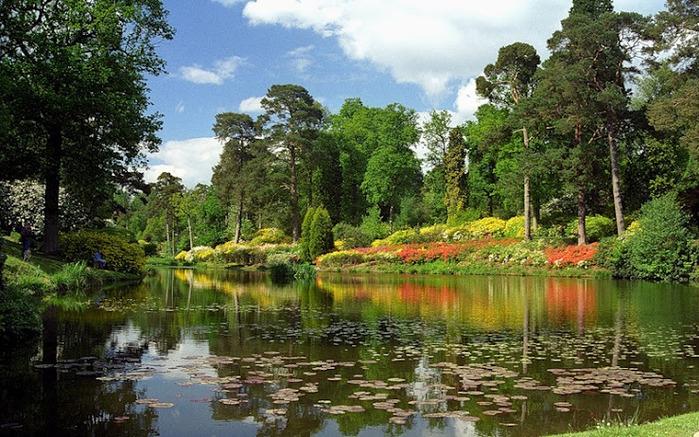 Leonardslee Gardens (Леонардсли – Гарденз) - Англия, Horsham, West Sussex.jpgСад Леонардсли, Англия (700x437, 179Kb)