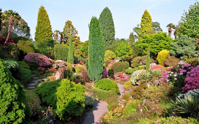 Leonardslee Gardens (Леонардсли – Гарденз) 11 (700x437, 267Kb)