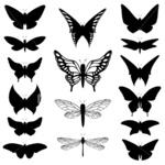 Превью Cópia de ist2_4833289-butterfly-silhouettes (380x380, 46Kb)
