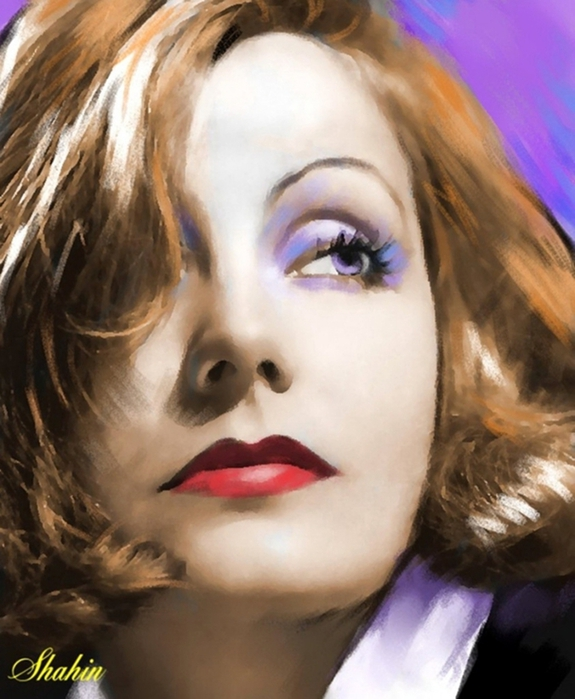 Greta Garbo - Tutt'Art@ (575x700, 250Kb)