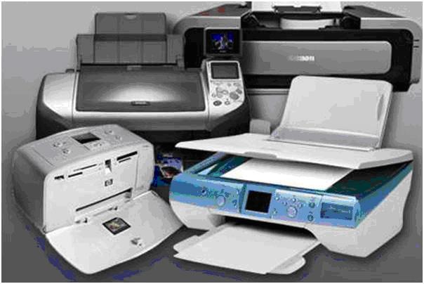 Метки лазерный принтер струйный