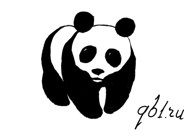 как на�и�ова�� панд� С�мки