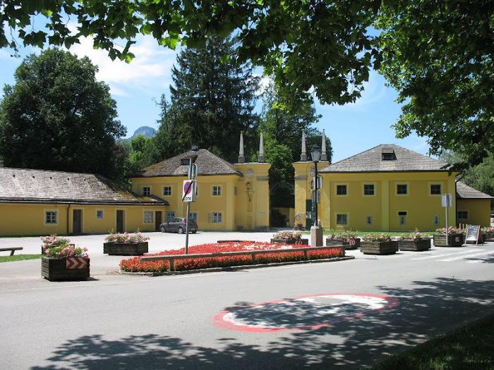 Дворец Хельбрунн - часть 1 80771
