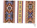 Схема разработана в палитре ниток DMC.  Традиционная вышивка крестом украинских сорочек-вышиванок.