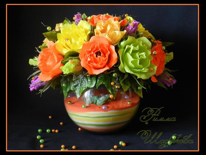 Ирина цыбун букеты из конфет мастер класс