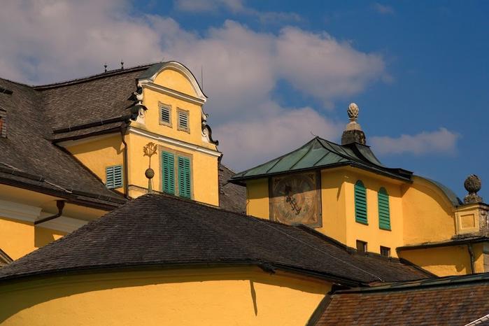 Дворец Хельбрунн - часть 1 61902