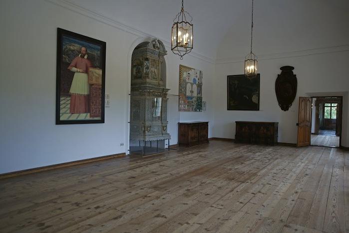Дворец Хельбрунн - часть 1 59805