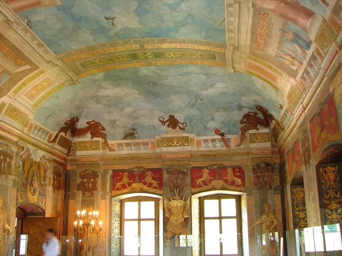 Дворец Хельбрунн - часть 1 95762