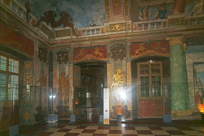 Дворец Хельбрунн - часть 1 58498