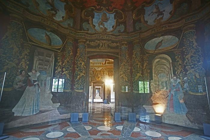 Дворец Хельбрунн - часть 1 94979