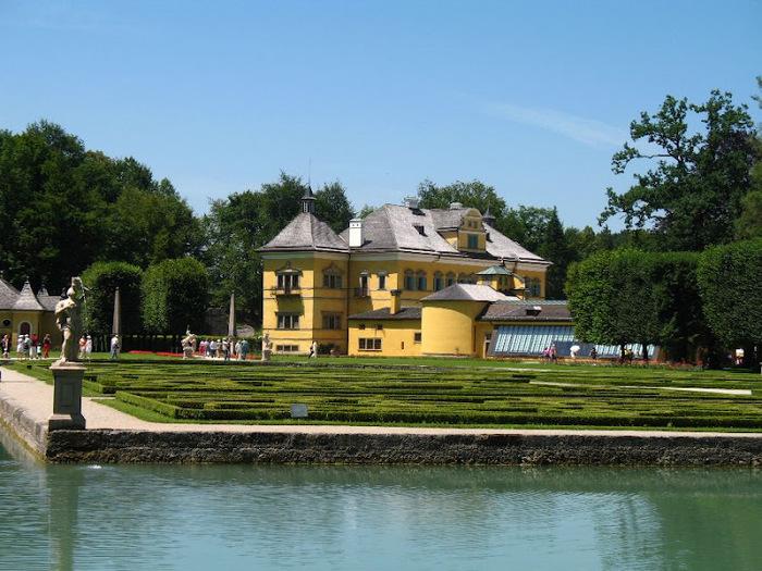 Дворец Хельбрунн - часть 1 56591