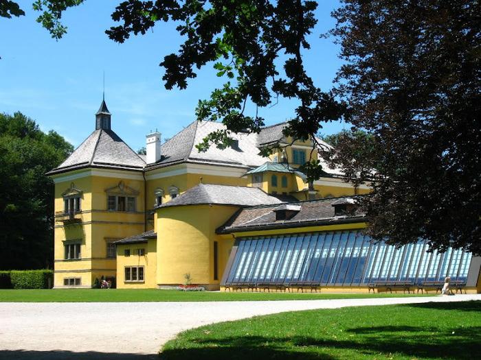 Дворец Хельбрунн - часть 1 78639