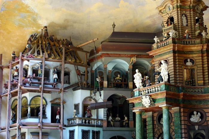 Дворец Хельбрунн - часть 1 85370