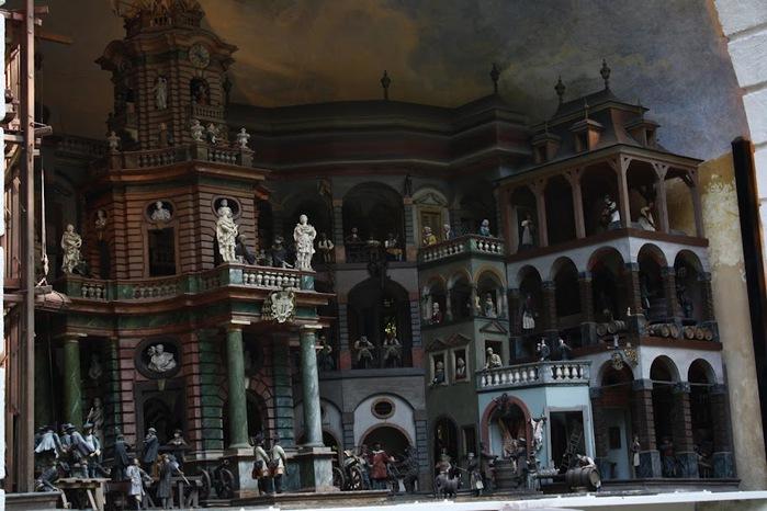 Дворец Хельбрунн - часть 1 86653