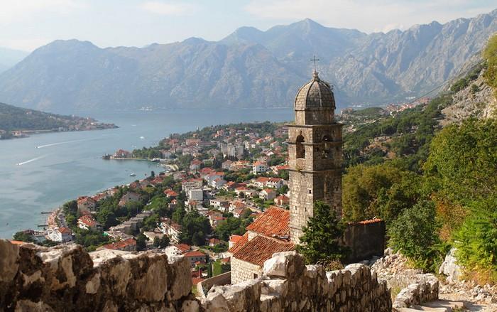 Впечатляющие достопримечательности Черногории - Котор (700x439, 113Kb)