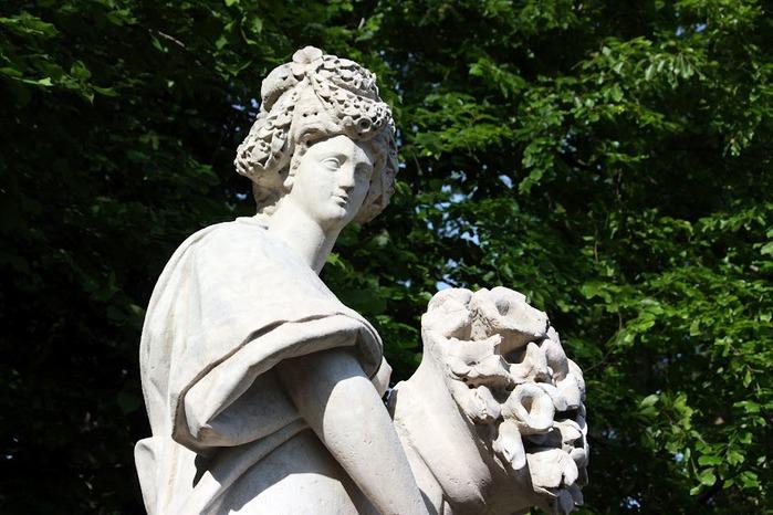 Дворец Хельбрунн - часть 1 82415