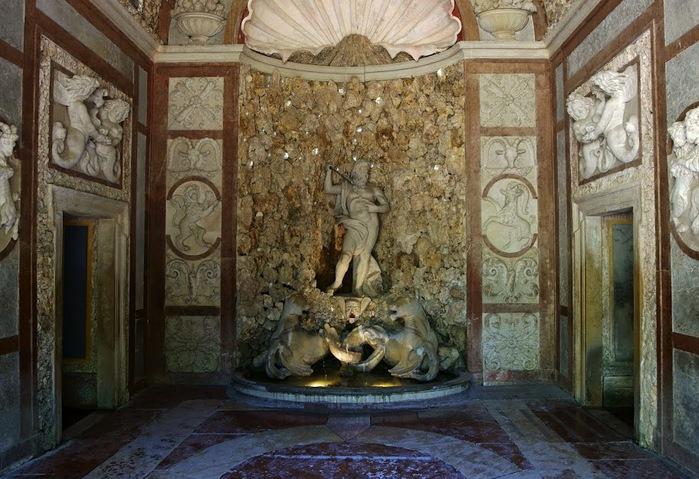 Дворец Хельбрунн - часть 1 37260