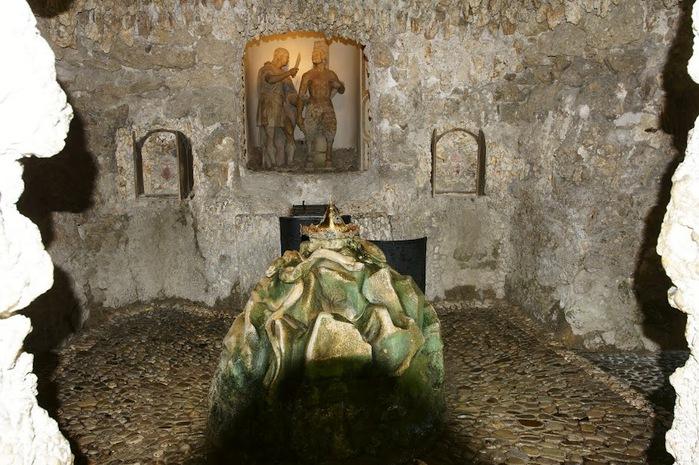 Дворец Хельбрунн - часть 1 36244