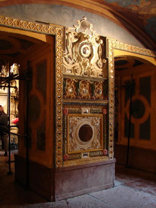 Дворец Хельбрунн - часть 1 64171