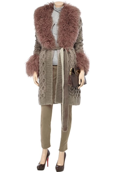 Marc_Jacobs_Shearling-trimmed_cable-knit_cardi-coat_5435,95�_4 (466x700, 106Kb)