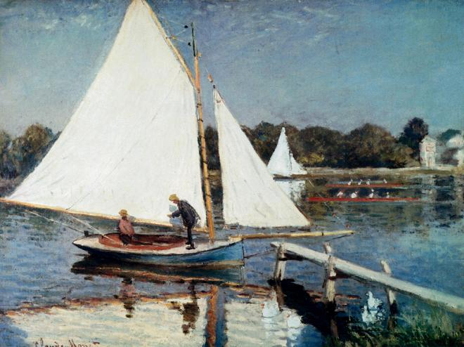 599337_450601064970582_2063431924_nПарусная лодка в Аржентале 1874г. (660x494, 53Kb)