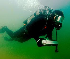 Диверсант в Кольском заливе (295x249, 24Kb)