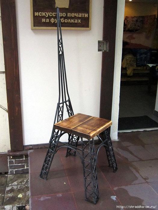 стул Эйфелевая башня (525x700, 239Kb)