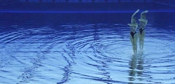 синхронное плаванье 4 (570x275, 104Kb)