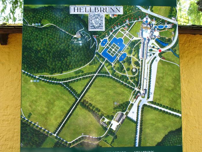 Дворец Хельбрунн - часть 2 83488