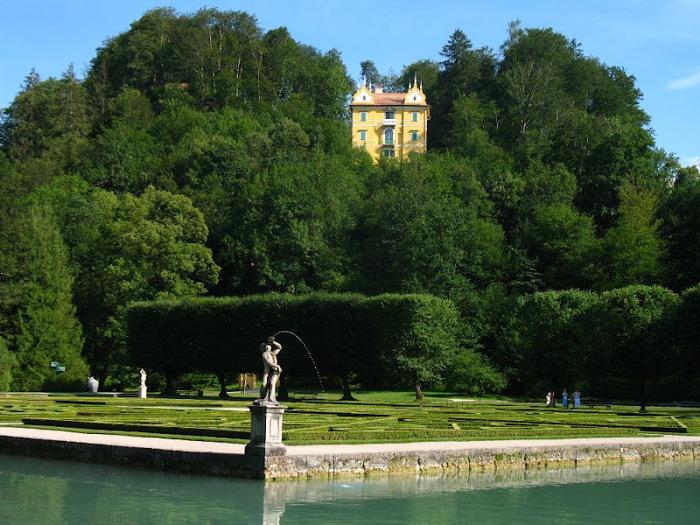 Дворец Хельбрунн - часть 2 59022