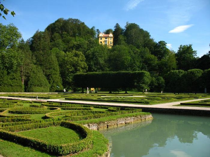 Дворец Хельбрунн - часть 2 34692