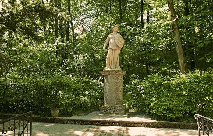 Дворец Хельбрунн - часть 2 18478