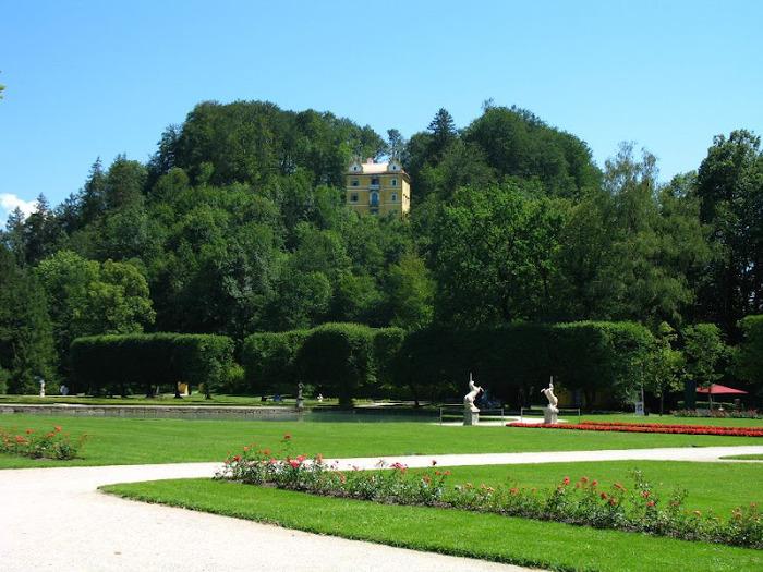 Дворец Хельбрунн - часть 2 18110
