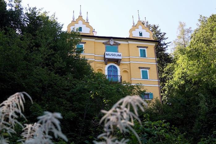 Дворец Хельбрунн - часть 2 30980