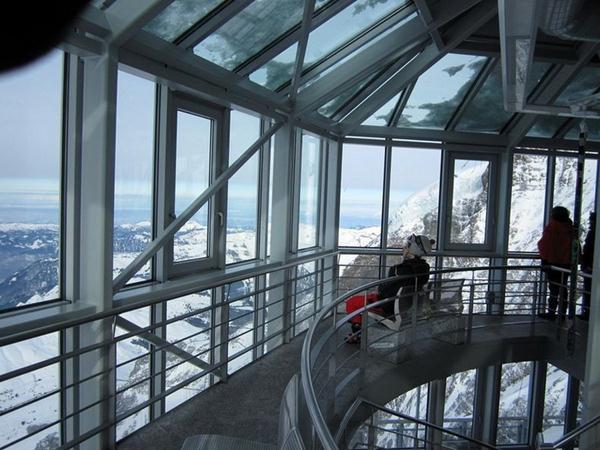 Обсерватория «Сфинкс» в Альпах
