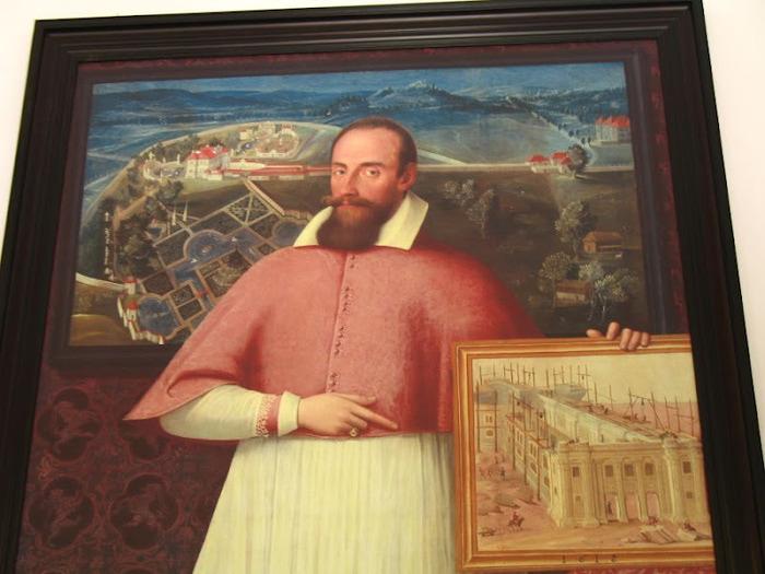 Дворец Хельбрунн - часть 2 63036