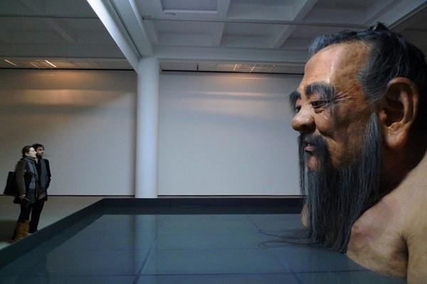 Чжан Хуань. Живой Конфуций