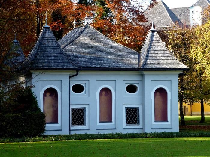 Дворец Хельбрунн - часть 2 60512