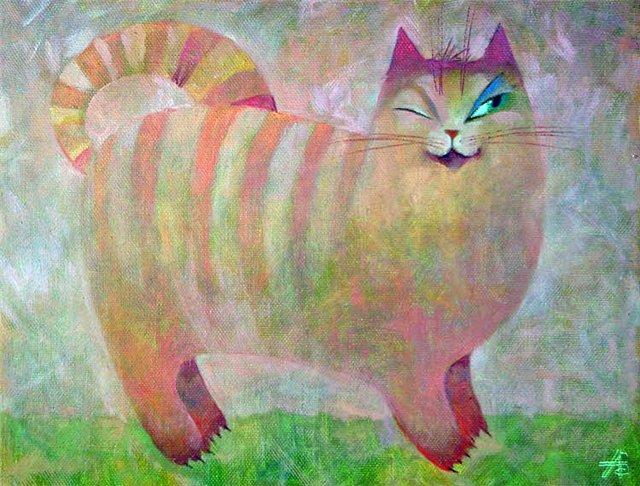 Современные художники рисующие животных