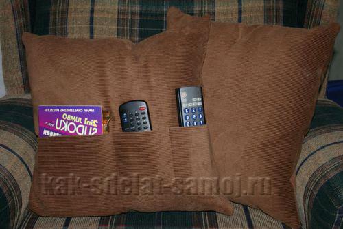 Диванная подушка своими руками (500x333, 69Kb)