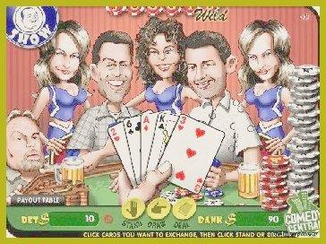 Надя магнус покер