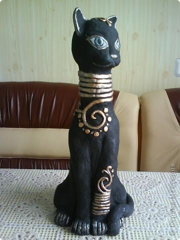 Египетские кошки своими руками