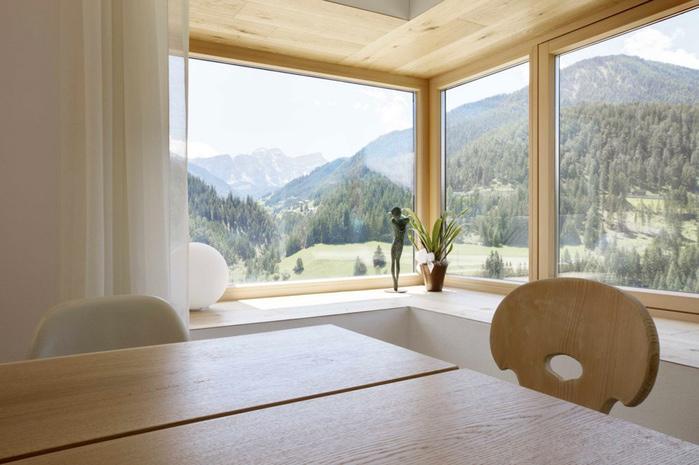 проект красивого частного дома 3 (700x465, 122Kb)