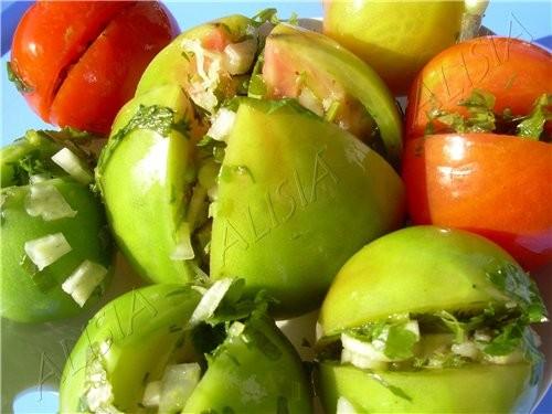 зелёные-фаршированные-помидоры-солёные1 (500x375, 51Kb)