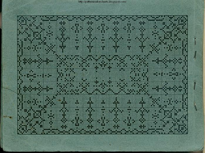 Alphabete u. Muster zum Waschezeichnen und Sticken iii -11 (700x520, 343Kb)